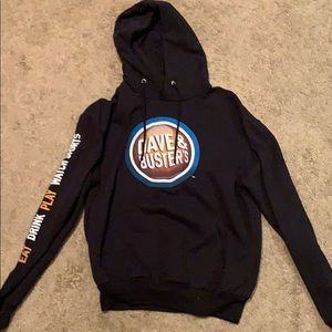 Dave and Busters Sweatshirt. Size Small🖤